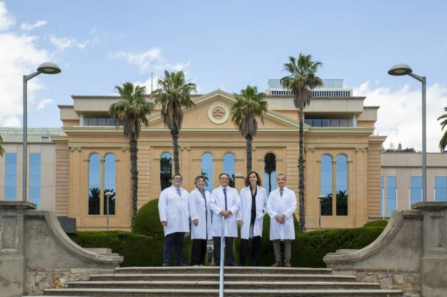 Peritoneal Oncological Surgery Unit Team Teknon Barcelona
