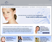 New website specialising in plastic, aesthetic and reconstructive surgery