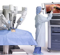 Teknon invests in technology with the da Vinci robot